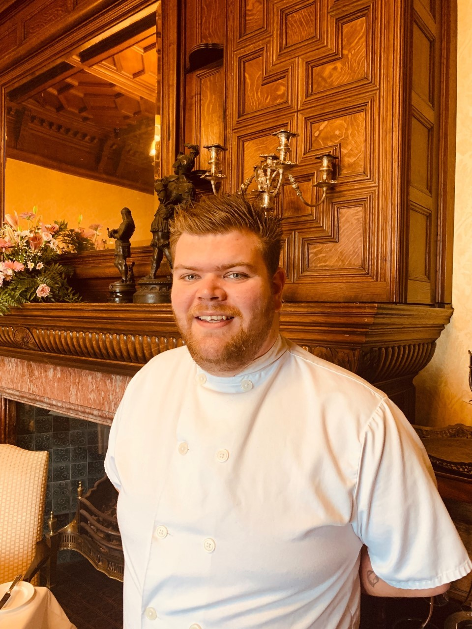 Kendal Chef appointed Head Chef at lakes hotel