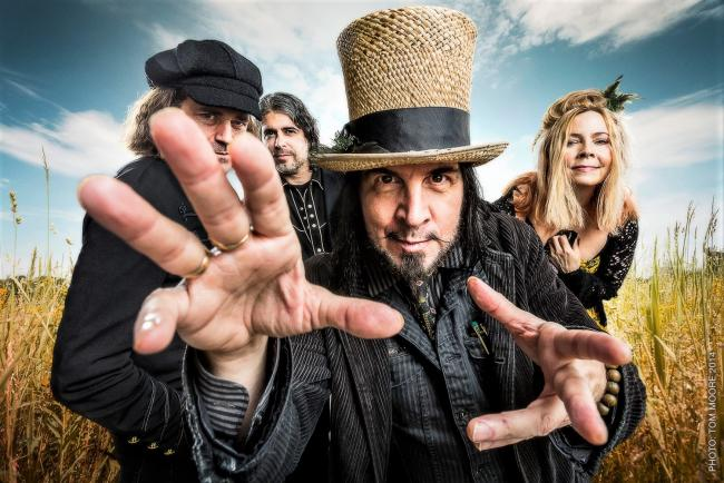 The Slambovian Circus of Dreams are touring the UK and taking their unique sound to The Platform at Morecambe on Tuesday, July 9