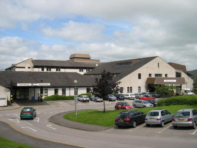 Westmorland General Hospital, Kendal