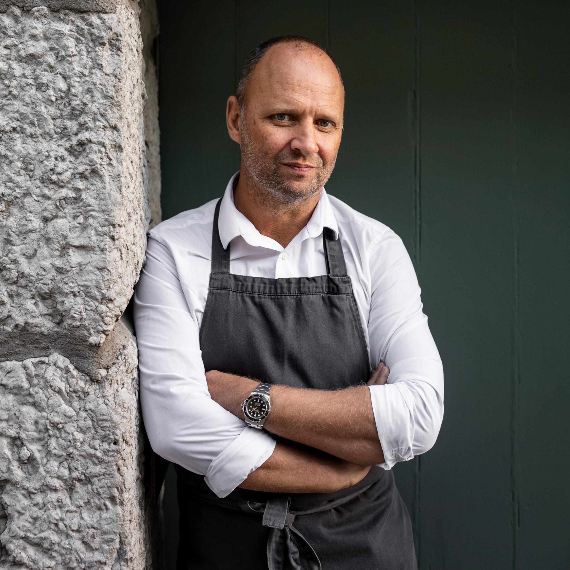 Simon Rogan to open Henrock at Linthwaite House hotel