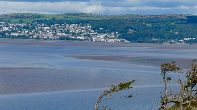 Grange from Silverdale