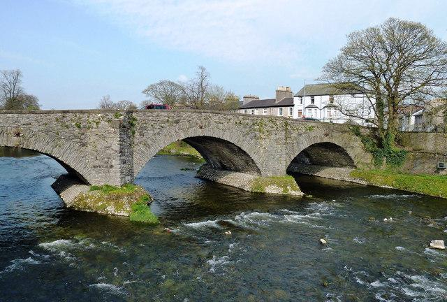 Nether Bridge, Kendal (Picture: Mary and Angus Hogg/geograph.org.uk)