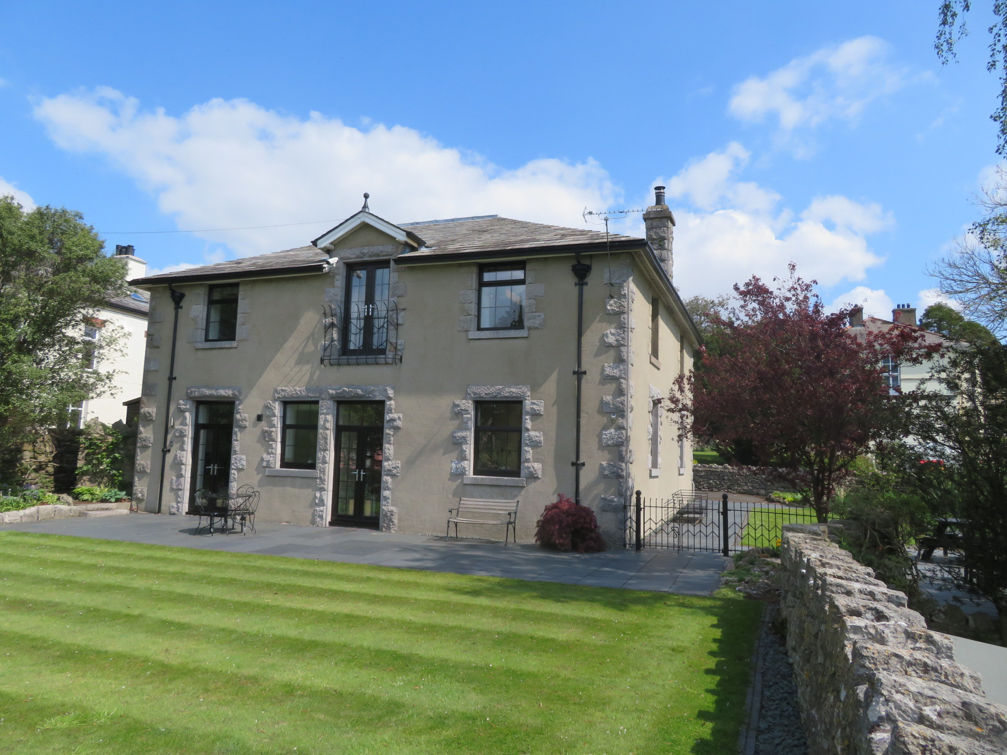 Spacious village home has potential for a holiday let