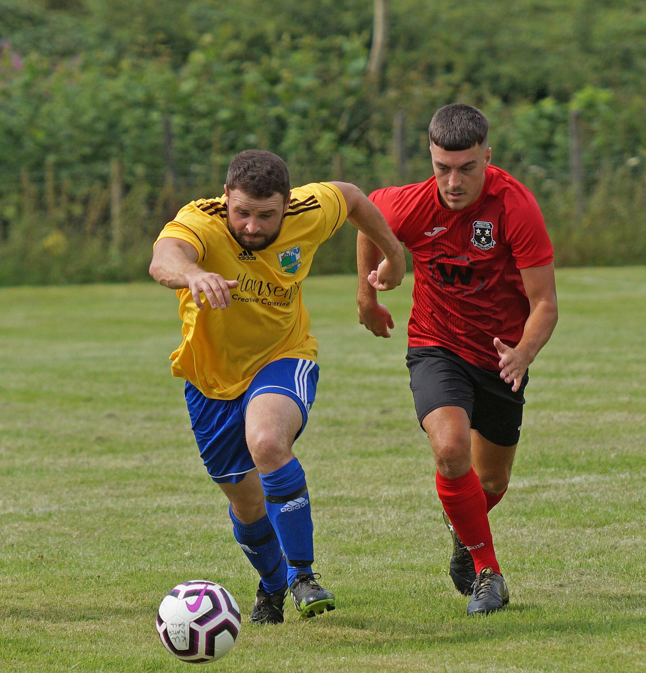 Milnthorpe Corinthians make perfect start in West Lancashire League