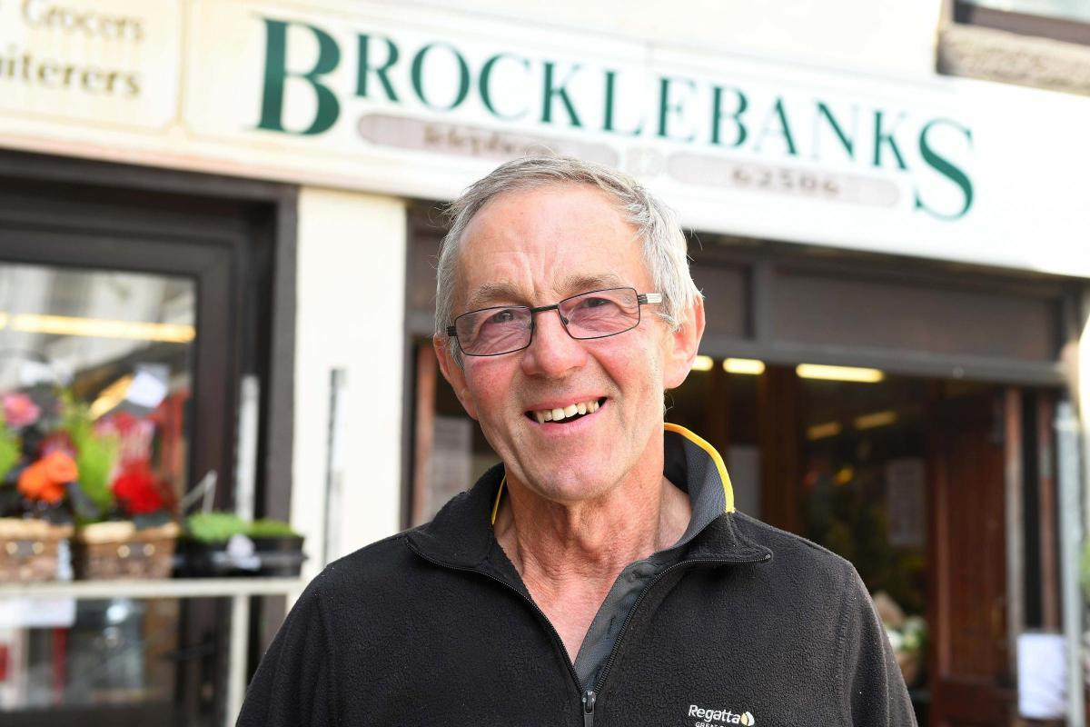 Grocer retires after 40 years in business