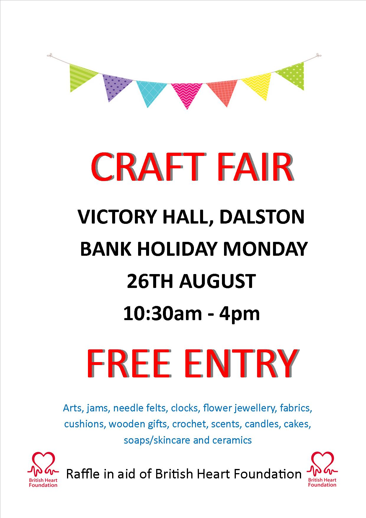 Dalston Craft Fair