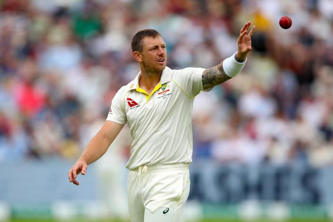 Australia have left James Pattinson out of their squad for the second Ashes Test
