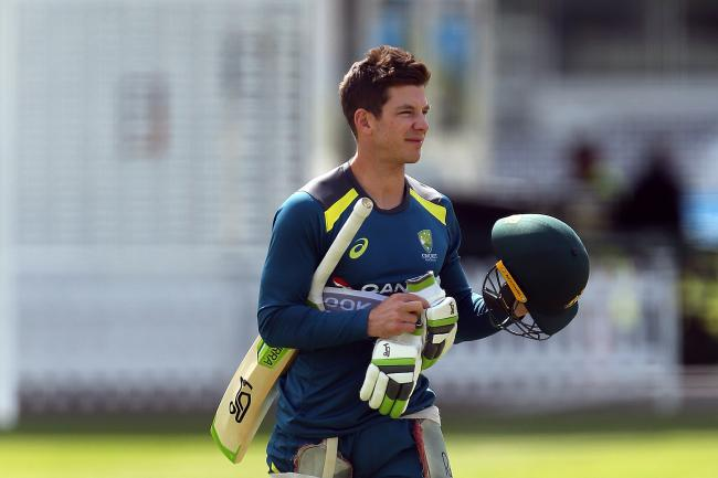 Australia Nets Session – Day Two – Lord's