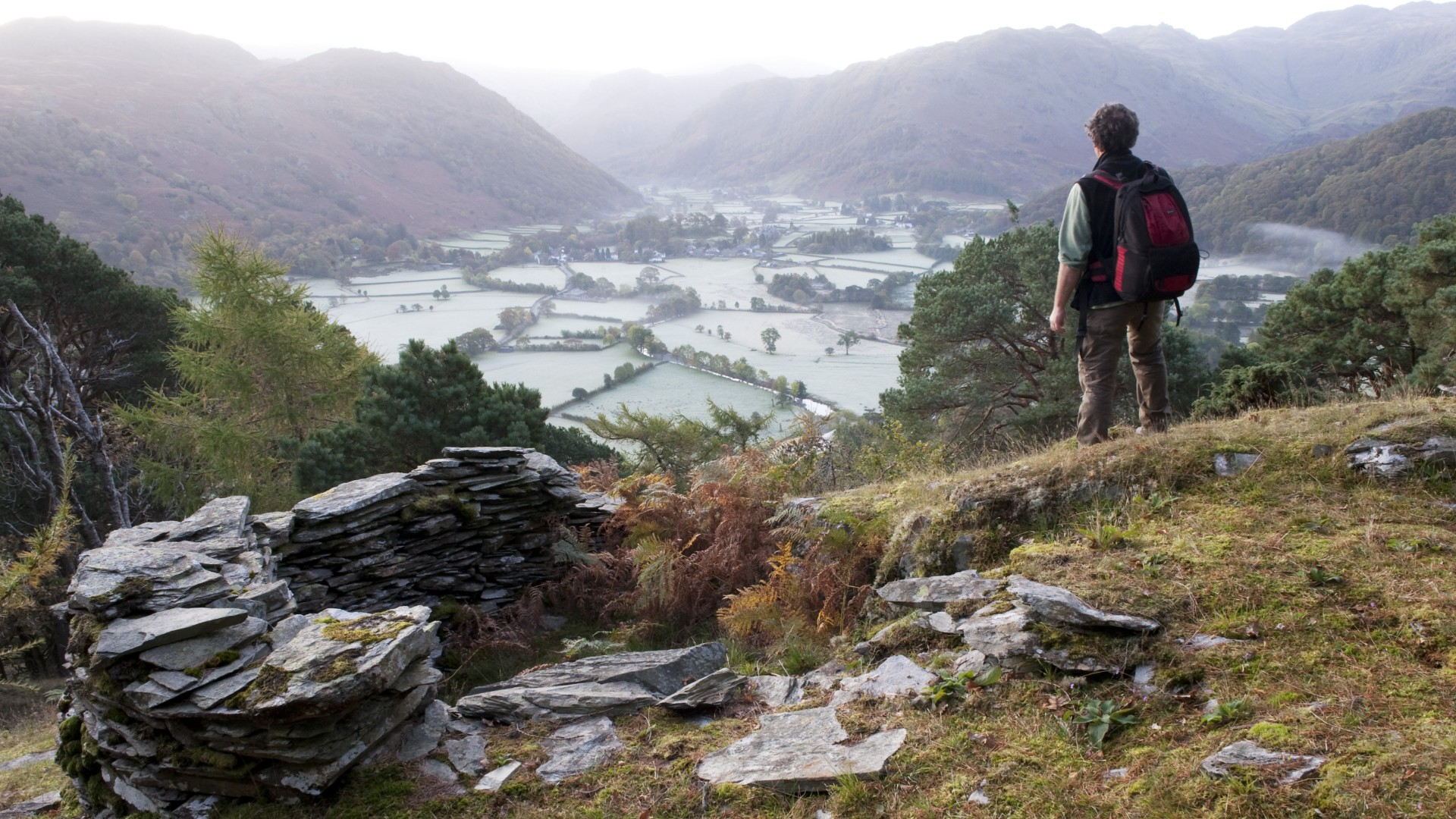 Heritage Open Day - Free guided walk to Castle Crag