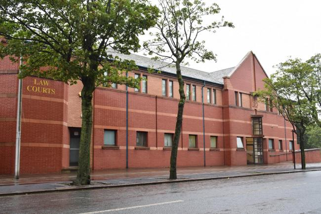 GUILTY: was found guilty at South Cumbria Magistrates' Court