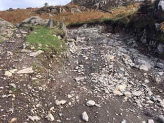LETTER: 4x4s have made Lake District track almost impassable