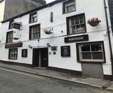 The Hope and Anchor pub, Ulverston (Picture: SLDC planning portal)