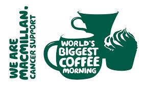 Macmillan Coffee Evening