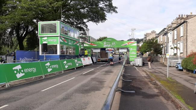 Tour of Britain hits South Cumbria today