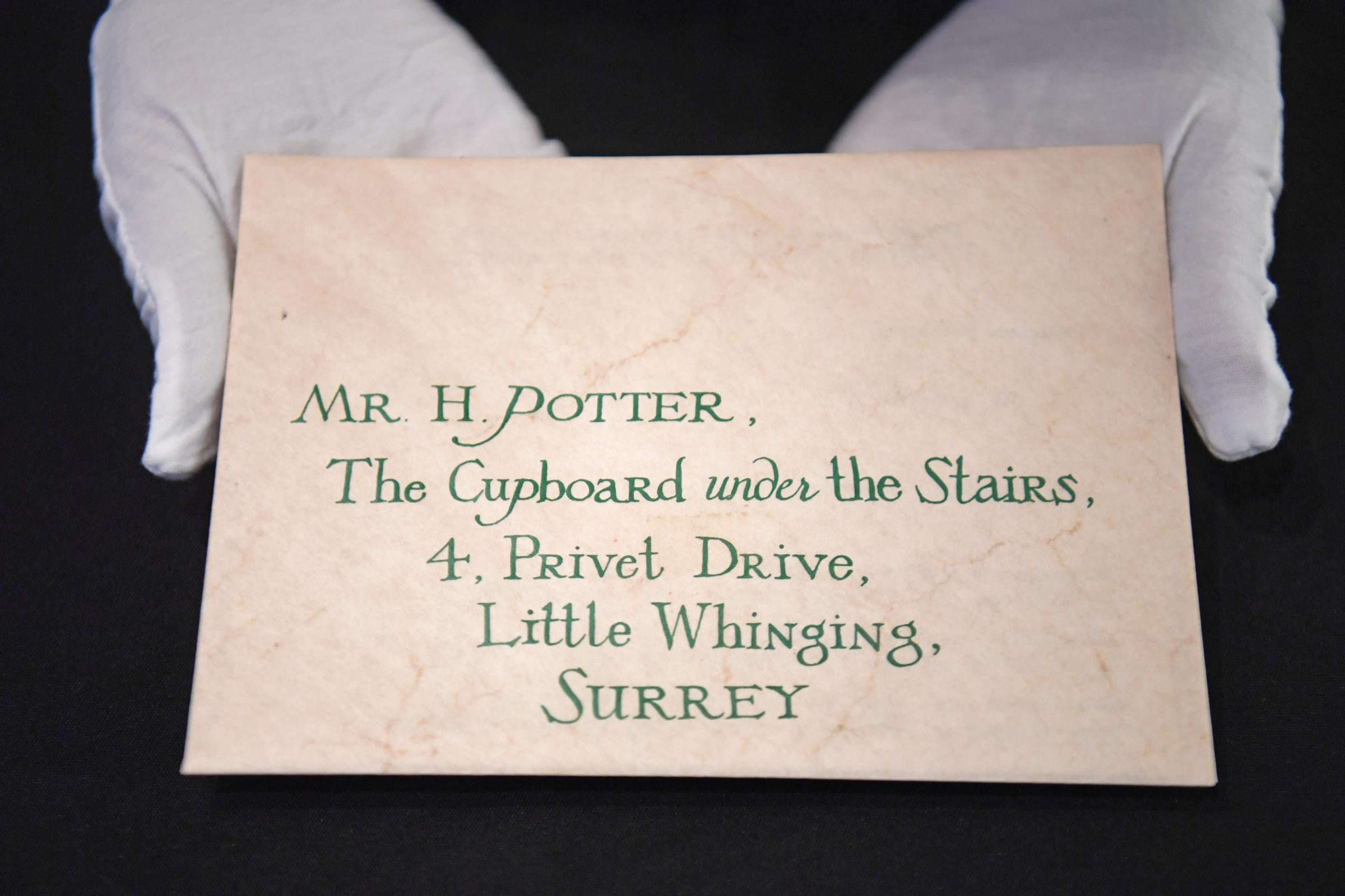 Harry Potter Fans Invited To Bid For Hogwarts Acceptance Letter The Westmorland Gazette