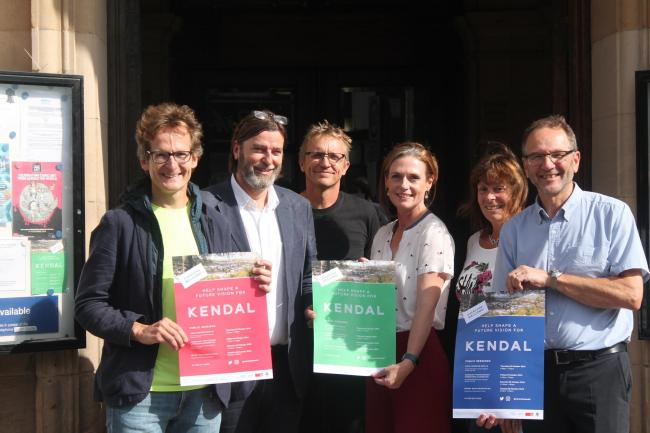 Launch of Kendal Vision