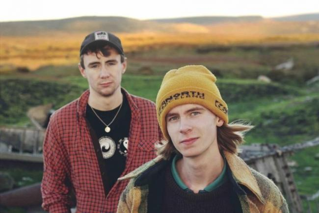 The Drystones - who were nominated for the 2018 BBC2 Radio 2 Young Folk Award - play Sticklebarn Sessions on Friday, October 4