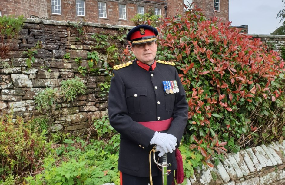 PCC is named cadet colonel