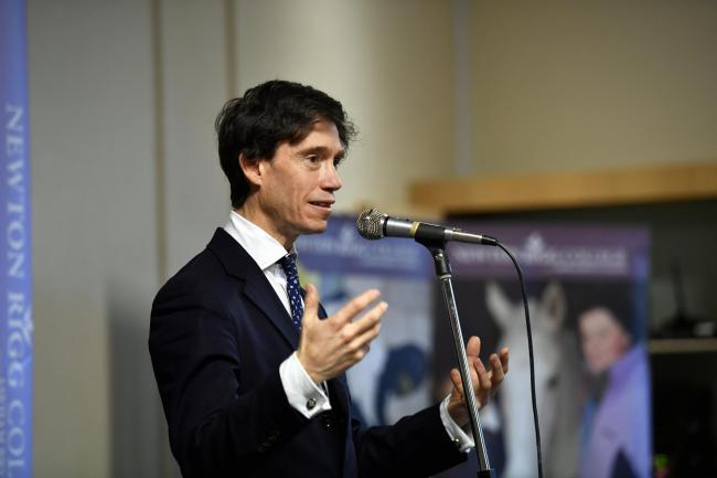 'I have a good chance of being London Mayor' - Rory Stewart
