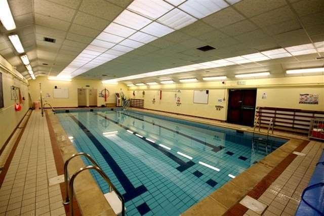 Hornby swimming pool.