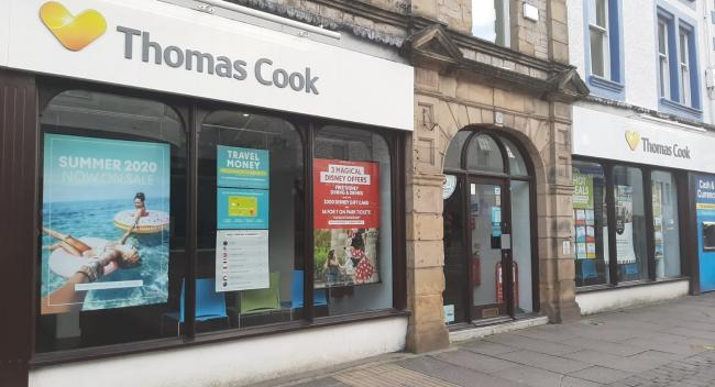 Hayes Travel offers lifeline to 555 Thomas Cook stores