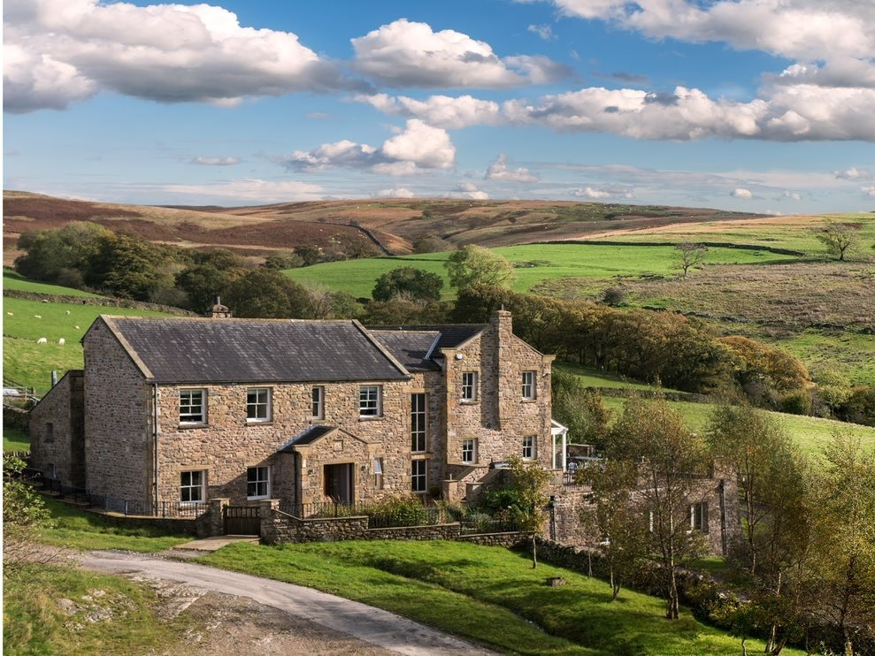 Yorkshire Dales farmhouse wins best luxury holiday property at Sykes Gem Awards 2019