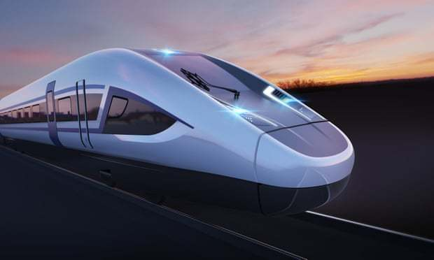 """Think tank's recommendation to scrap HS2 """"white elephant"""" blasted by business leaders"""