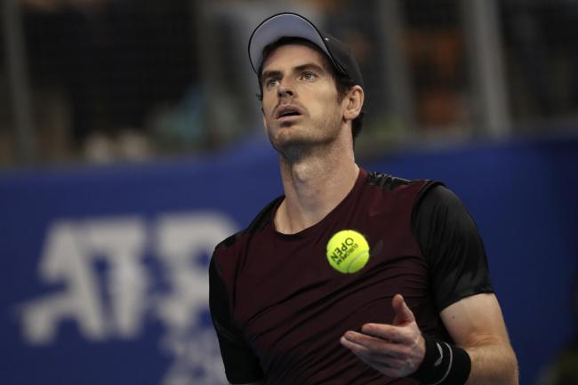 Andy Murray has been named in Great Britain's Davis Cup squad