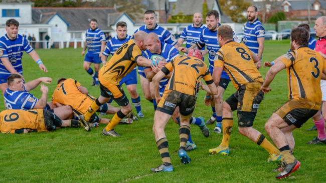 Windermere secured a try bonus point at Dawes Meadow