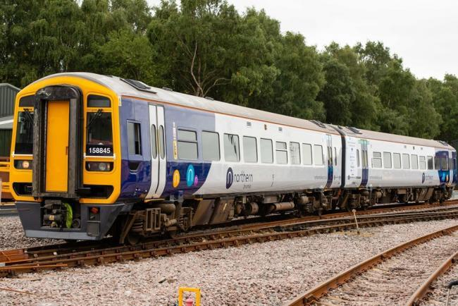 Northern rail services delayed due to signalling fault