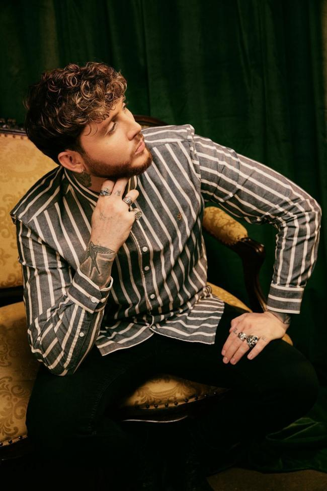 New gig date for singer James Arthur in Cumbria