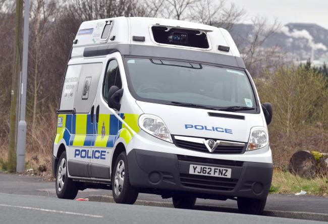 This is where the police will be operating their speed cameras from today