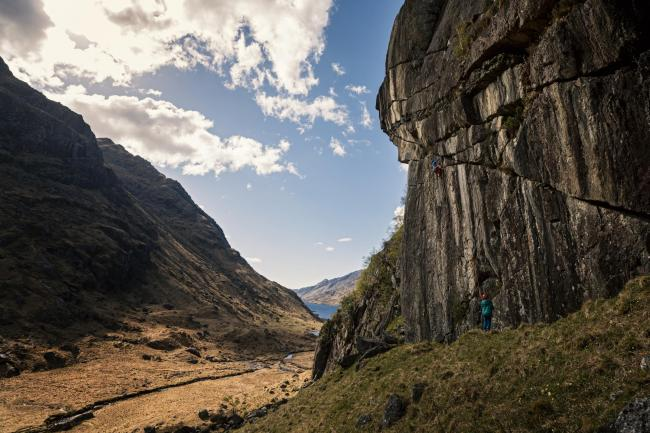 Undiscovered film which will be premiered at this year's Kendal Mountain Festival