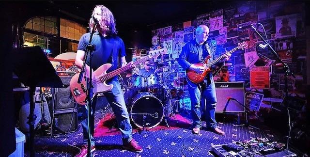 Big Trouble are one of the most respected band's in the area. The Barrow-based three piece are among the five bands taking part in a special rock night in aid of MIND at The Newton Arms at Dalton-in-Furness