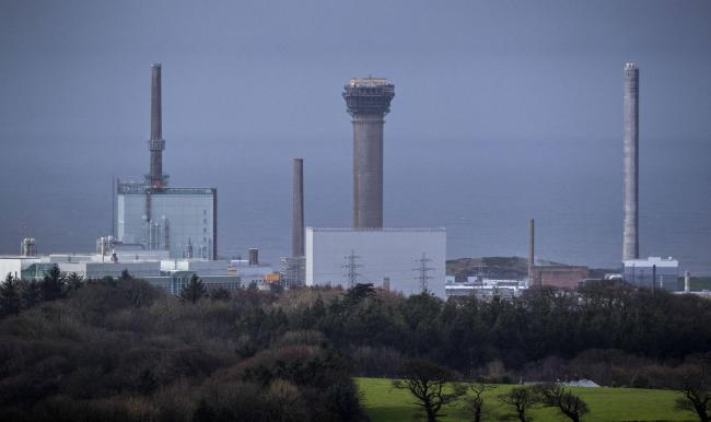 Sellafield. Picture: Peter Byrne/ PA Wire