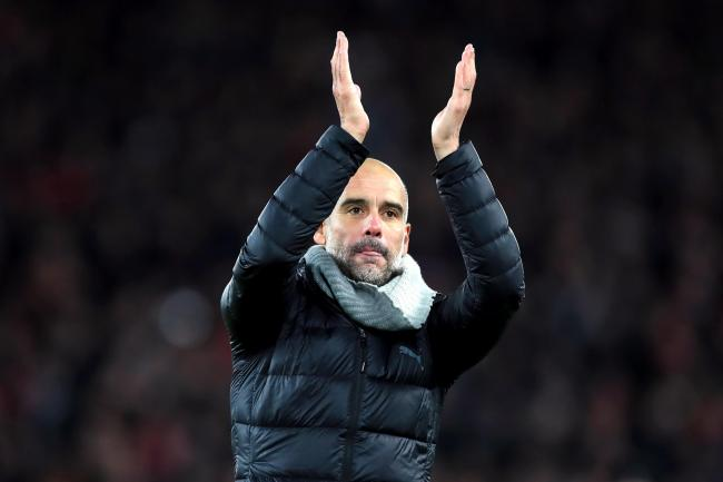 Pep Guardiola is keen to stay at Manchester City
