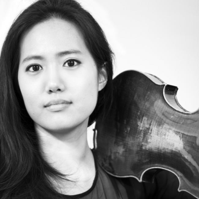Extraordinarily talented award-winning violinist Joo Yeon Sir will join the Westmorland Orchestra on December 8 for Alexander Glazunov's Violin Concerto. Picture: Diana Roberts