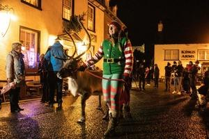 TV chef to switch on village Christmas lights