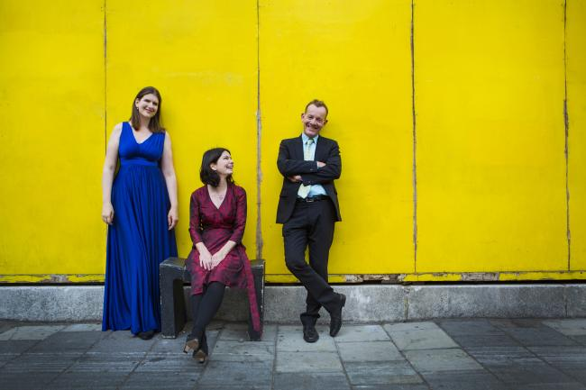 The three musicians of the Pomegranate Piano Trio have established a reputation for fine performances in many important venues in the UK and elsewhere