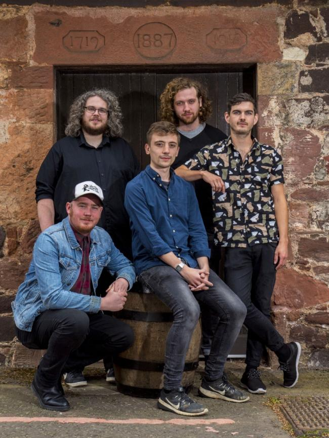 Award-winning Elephant Sessions bring their fabulous fusion of traditional folk, funk, rock and electronica, to the Old Laundry at Bowness, next Thursday, December 12