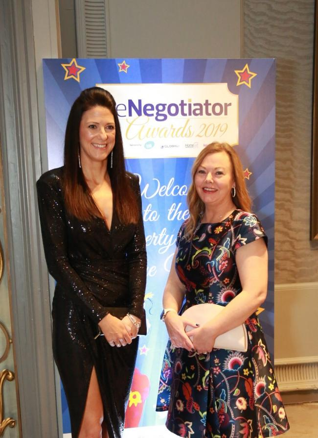 Angela Horn and Clare Hoban, directors of Thomson Hayton Winkley Estate Agents