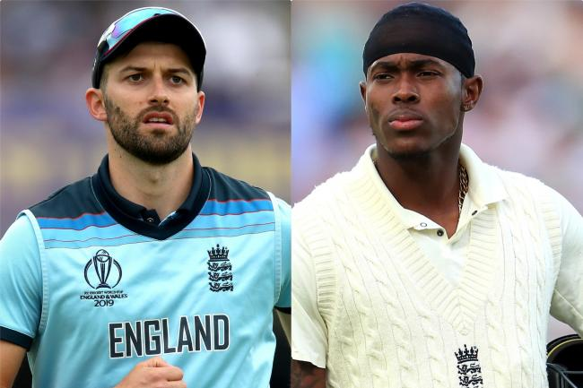Mark Wood and Jofra Archer
