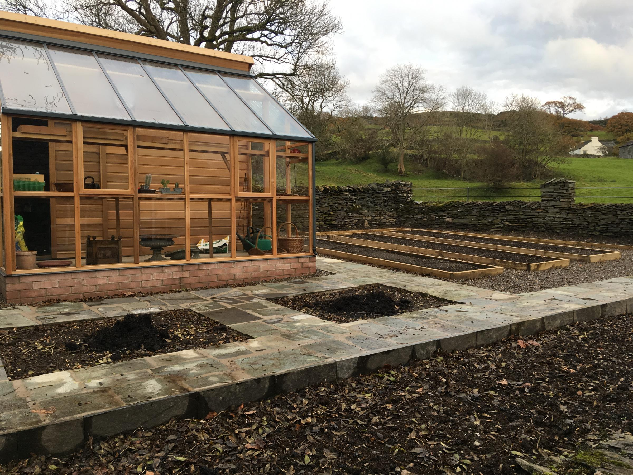 Glass or poly – it's your choice: Tom Attwood's gardening column