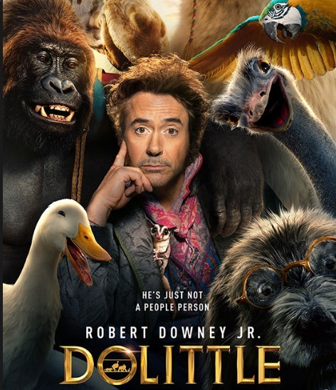 Kirkby Lonsdale has cameo role in new Dolittle movie starring Robert Downey Jr