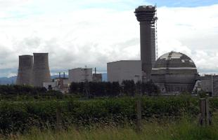 NEW PLANT: Sellafield is earmarked for development