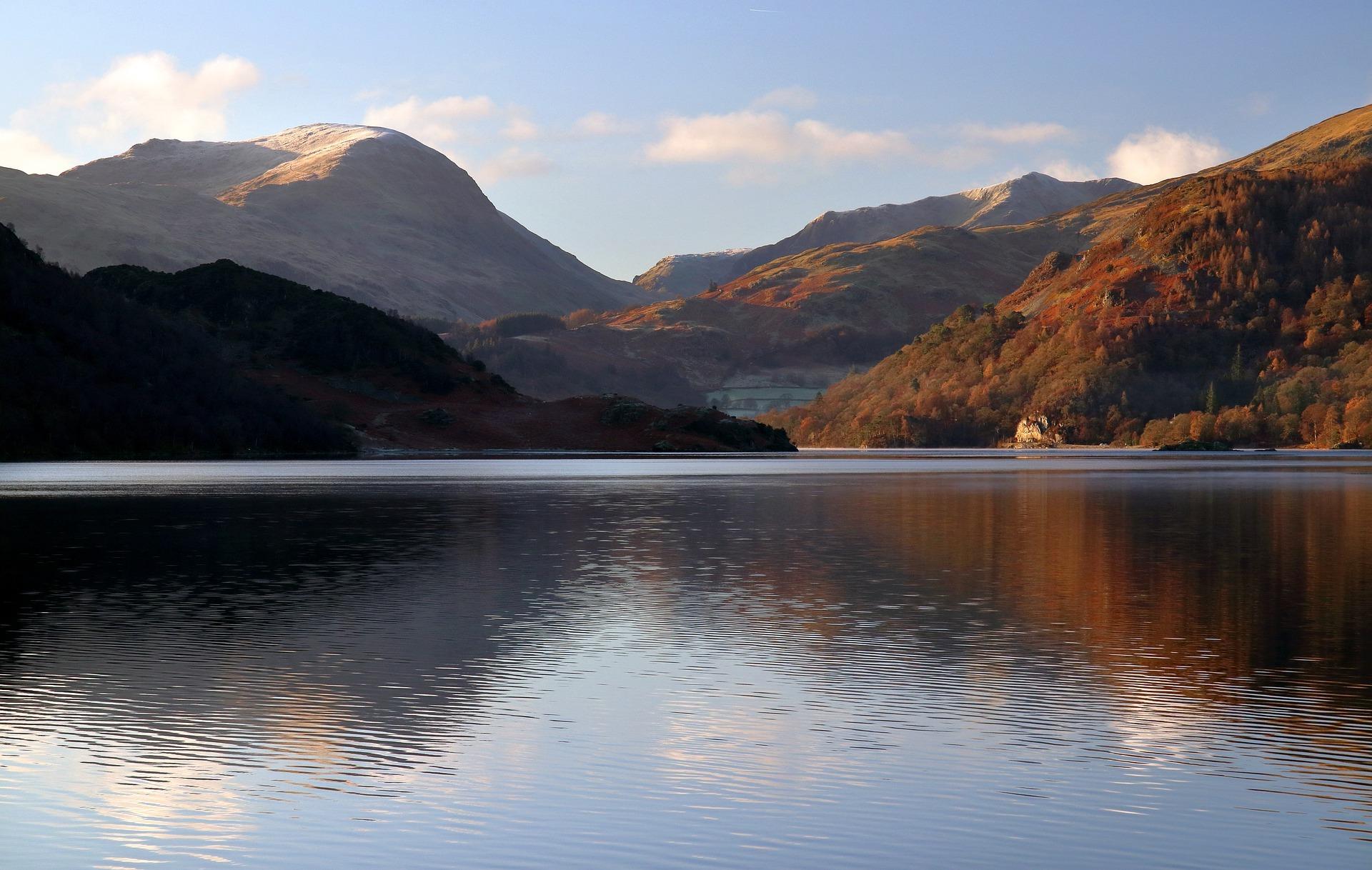 Scenic Cumbria makes the 'cool list'