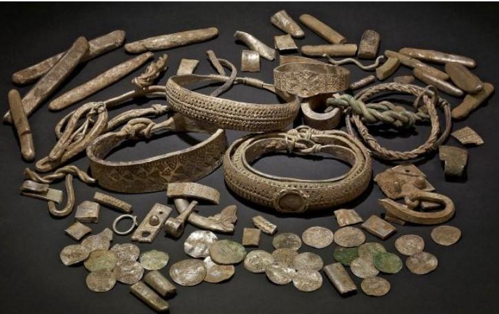 £96k lottery bid to show Viking treasure in Silverdale