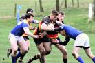 Kirkby Lonsdale v Alnwick rugby