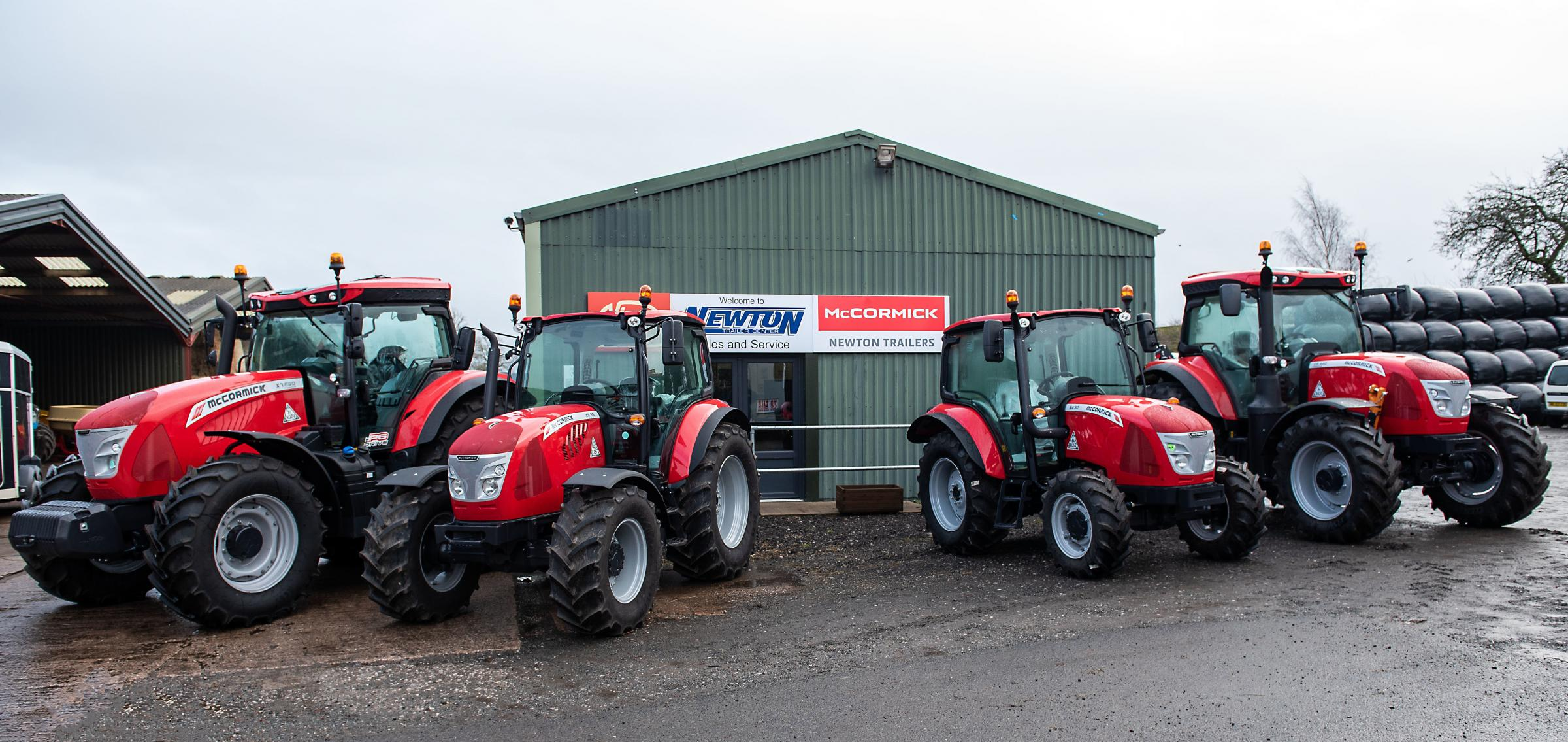 Cumbria tractor franchise makes switch