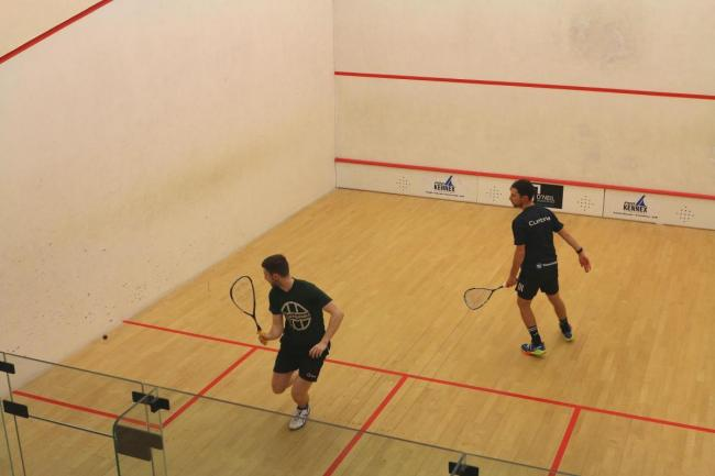 Kendal squash team brings home wins